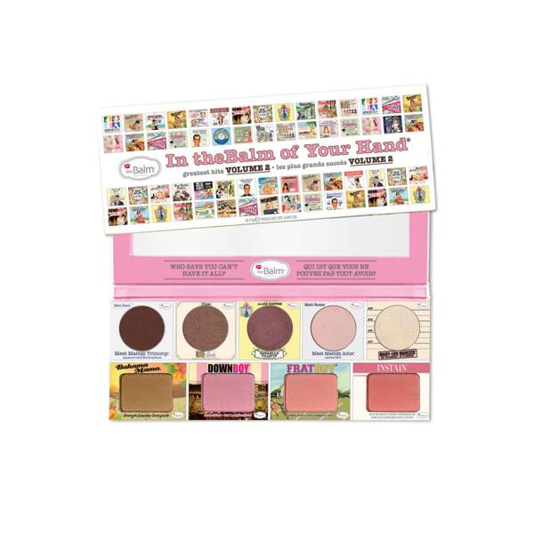 In The Balm Of Your Hand, Greatest hits Volume 2, The Balm, 34 €