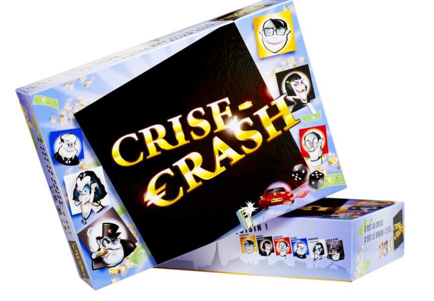 Un jeu de société pour (enfin) rire de la crise
