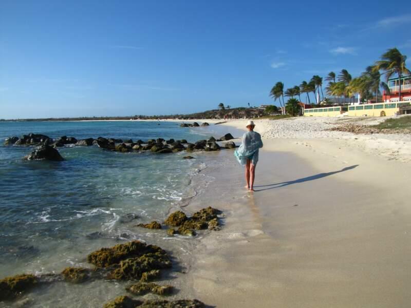 3. Eagle Beach, Aruba, Caraïbes