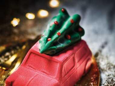 10 bûches très gourmandes pour Noël
