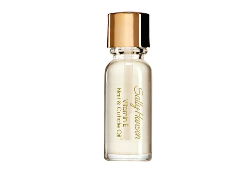 La Vitamin E Nail & Cuticule Oil Sally Hansen