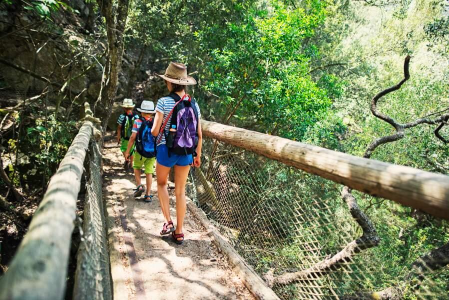 Randonnée dans la Serra de Tramuntana