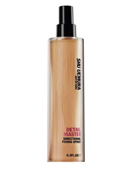 Le bon produit : Le spray brillance