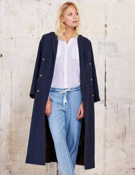 Le trench long