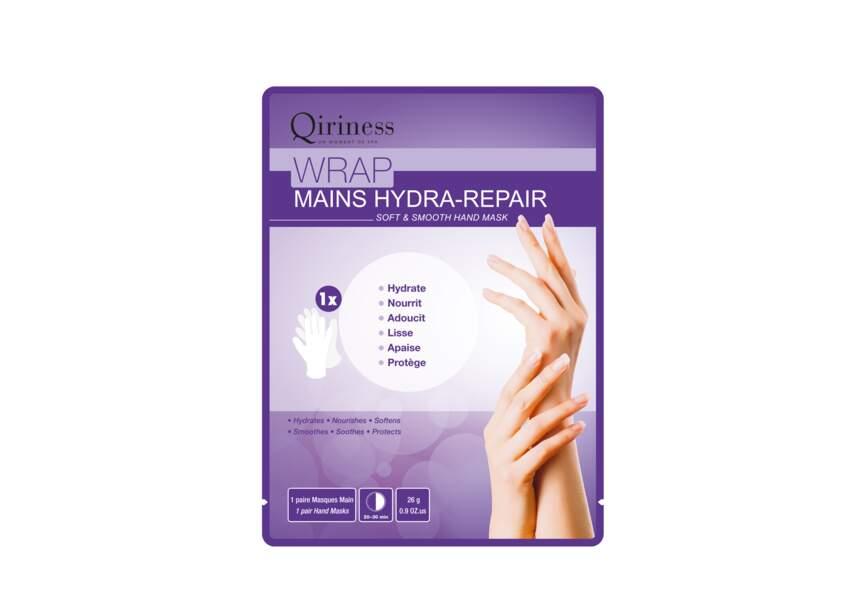 Le Wrap Mains Hydra-repair Qiriness