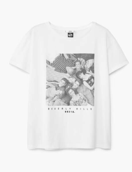 Luke Perry : le tee-shirt de Beverly Hills 90210