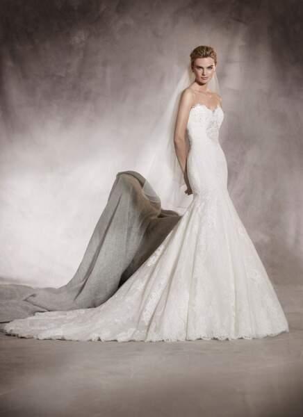 Robe de mariée Pronovias : Alaska