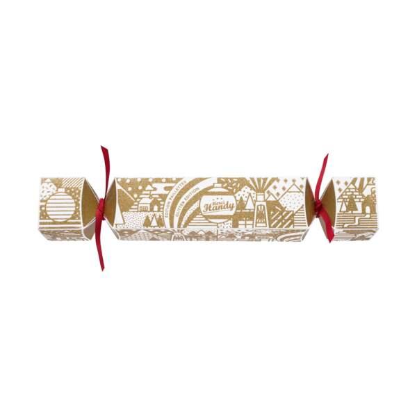 Cracker spécial Noël, Merci Handy, 8,95 €