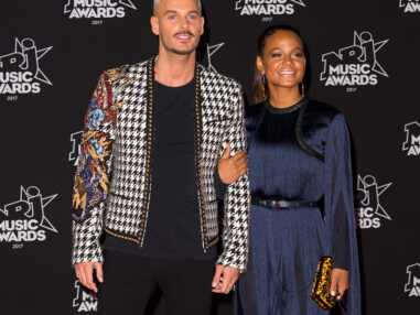 M Pokora et Christina Milian amoureux sur le tapis rouge des NRJ Music Awards