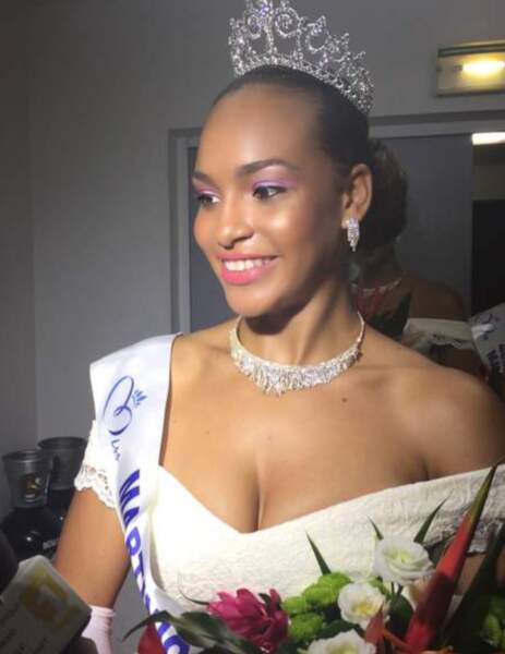 Jade Voltigeur, Miss Martinique