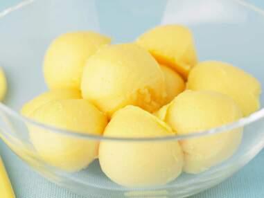 Nos recettes faciles de glaces sans sorbetière