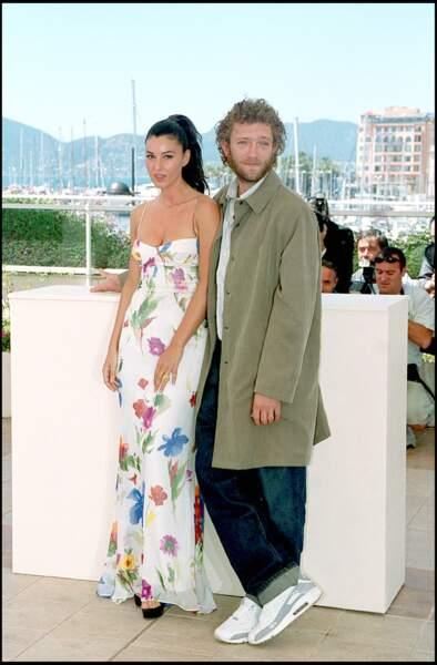 Les robes les plus sexy de Monica Bellucci : mai 2002