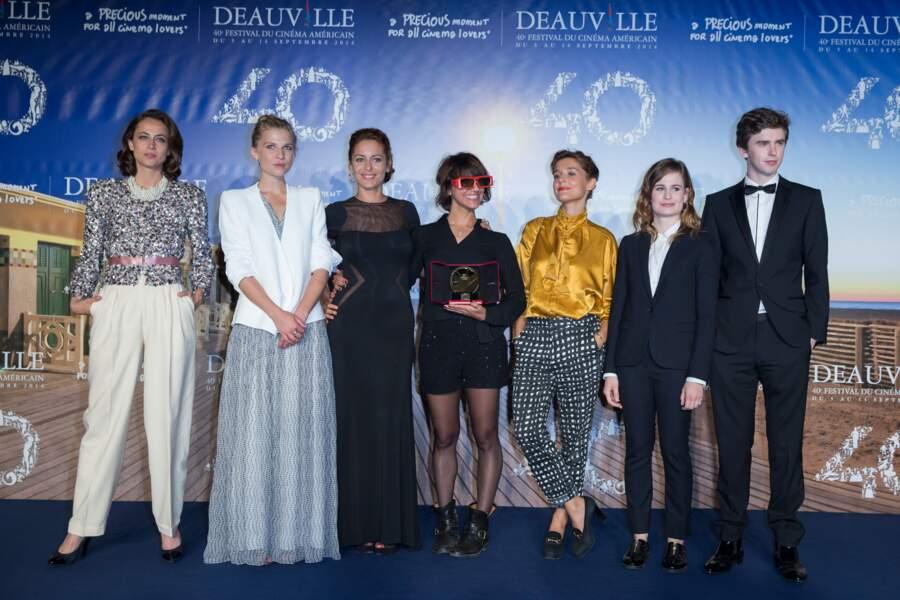 2014: Festival du film américain de Deauville