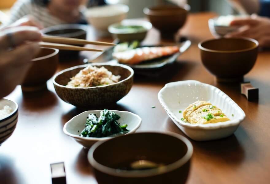 La diététique japonaise : pour prévenir l'obésité
