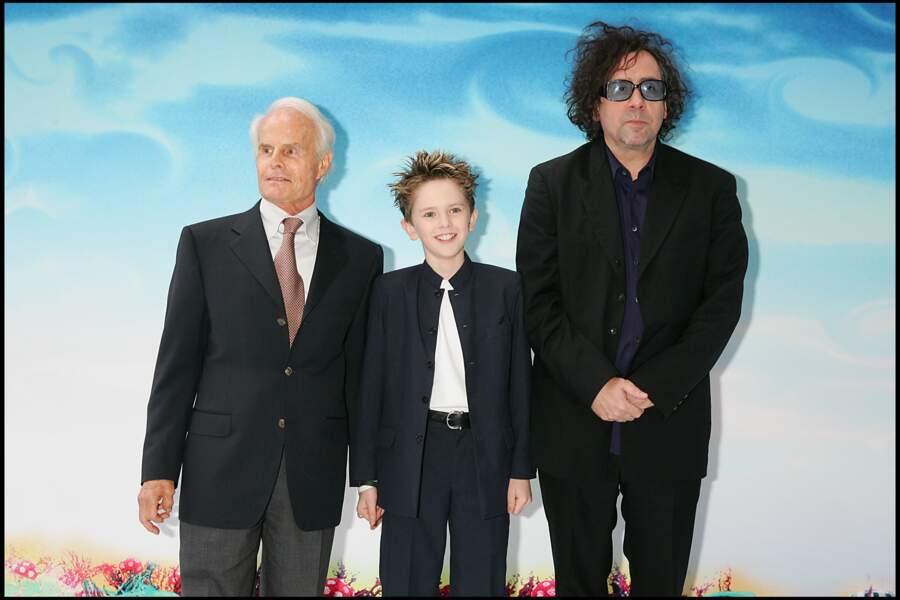 2005 : Charlie et la Chocolaterie