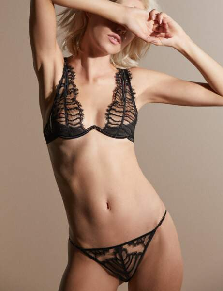 Lingerie automne/hiver : ultra-sexy