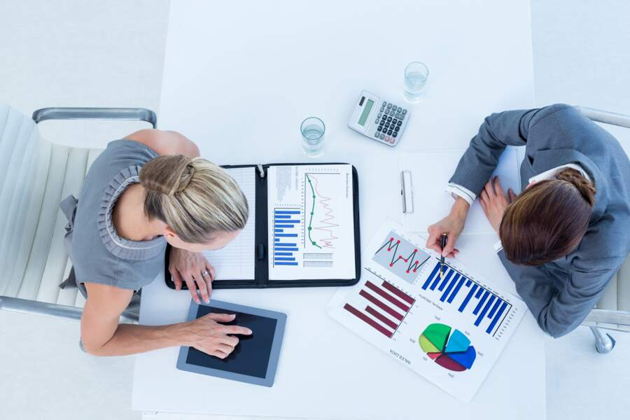 Les analystes financiers