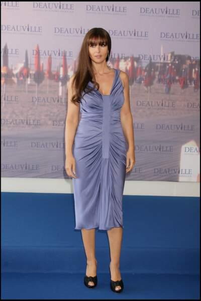 Monica Bellucci : septembre 2007