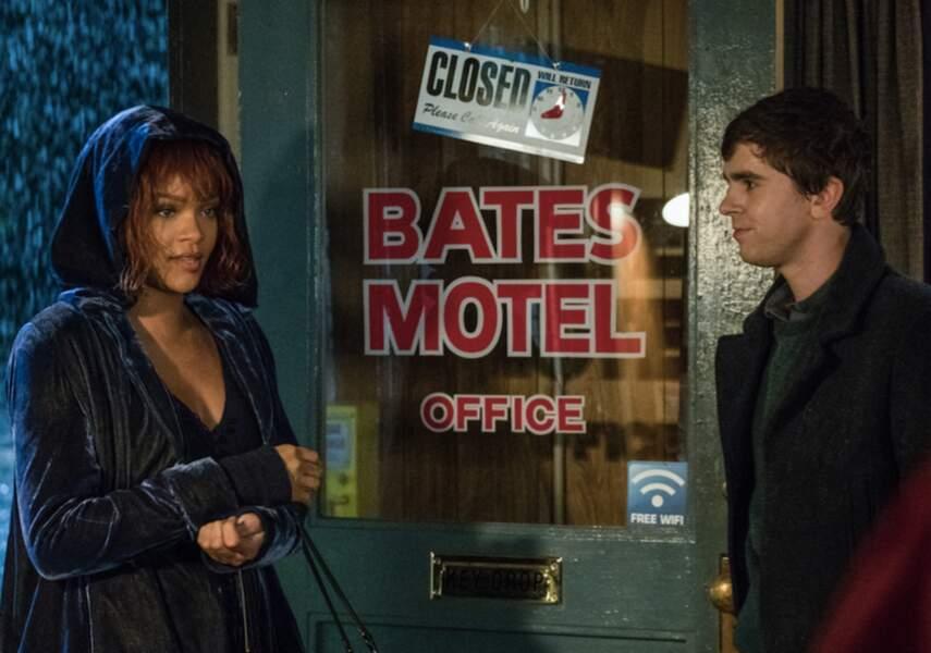 2017 : The Bates Motel