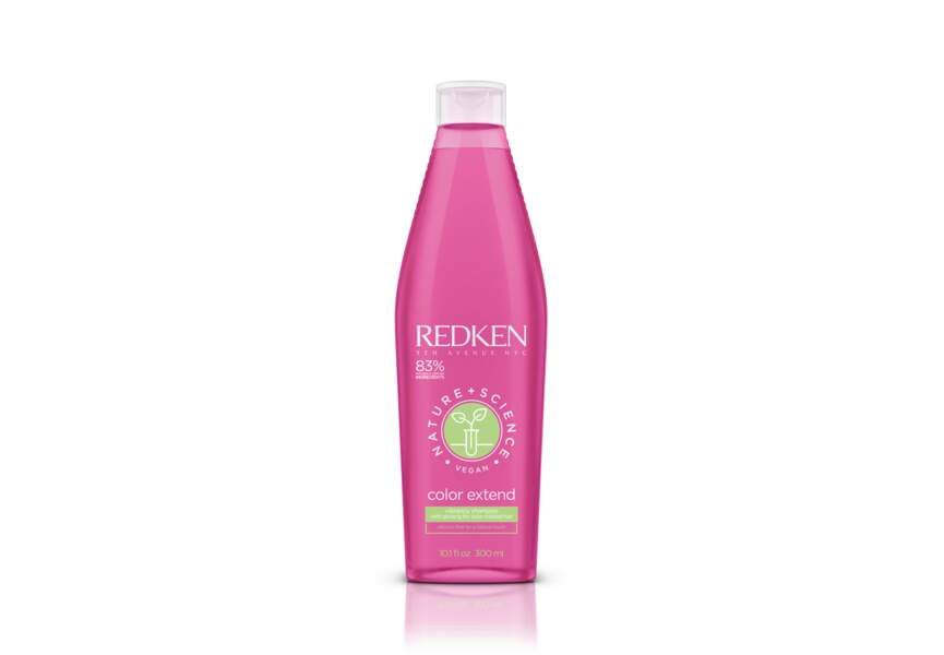 Le shampooing nature + Science color extend Redken