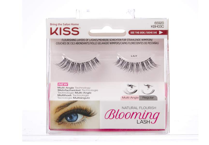 Les faux cils Blooming Lash Lily Kiss