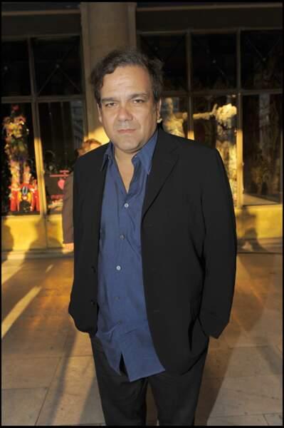 Didier Bourdon à la Fête du cinema au ministère de la culture à Paris en 2009.
