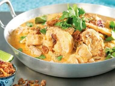 Curry : nos meilleures recettes