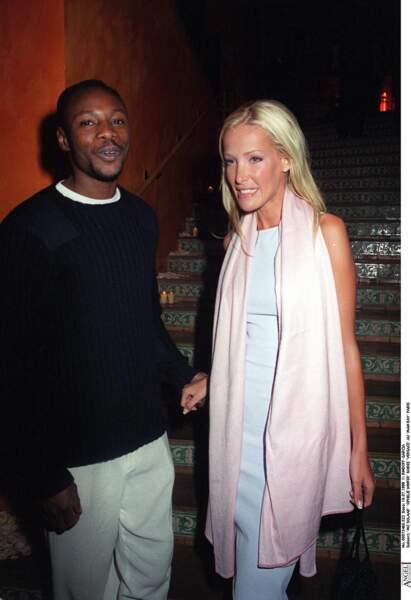 Ophélie Winter et MC Solaar mettent fin à leur relation en 2001.