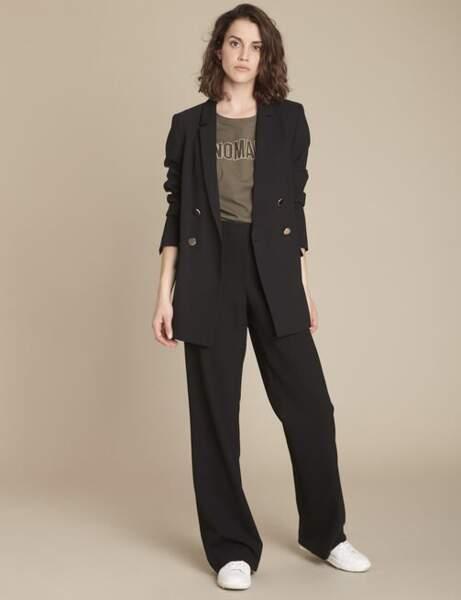 Tailleur pantalon : working girl