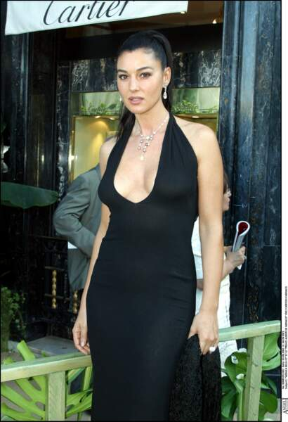 Les robes les plus sexy de Monica Bellucci : août 2002