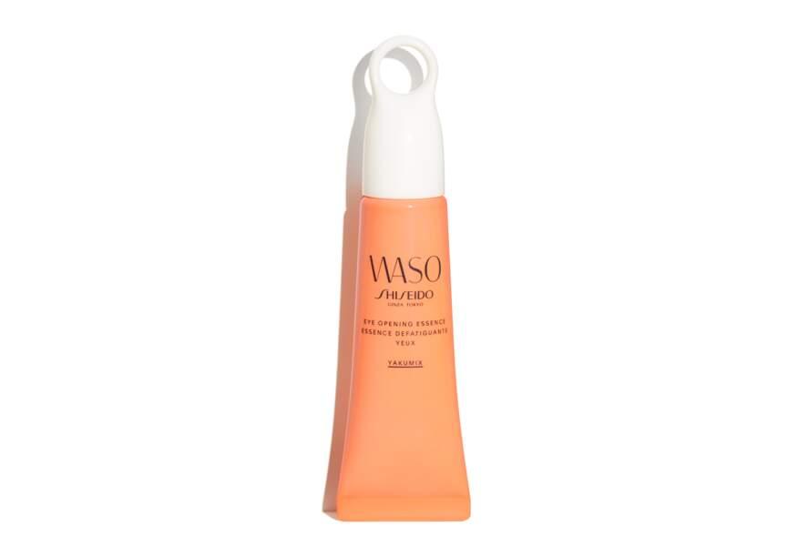 L'essence défatiguante yeux Waso Shiseido