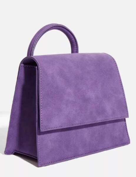 Tendance violet : sac