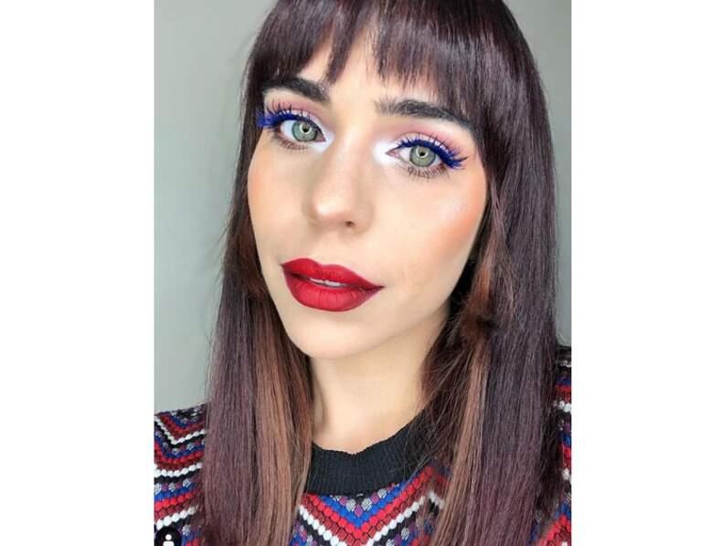 Le mascara coloré