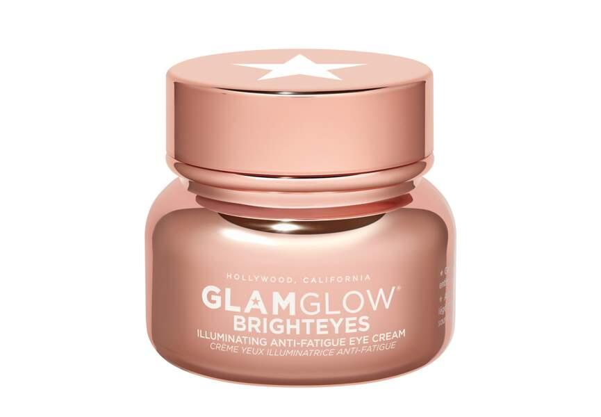 La crème illuminatrice contour des yeux Brighteyes Glamglow