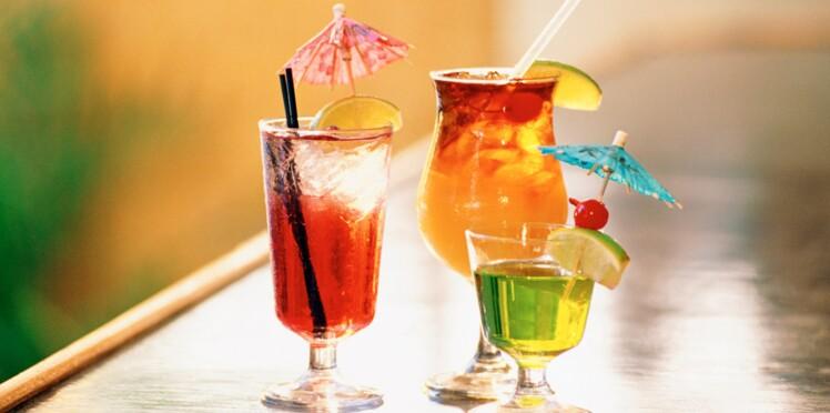 5 cocktails pour voyager…