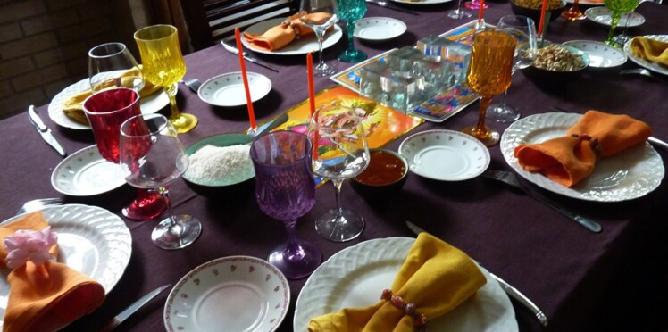 Comment organiser un dîner Bollywood ?