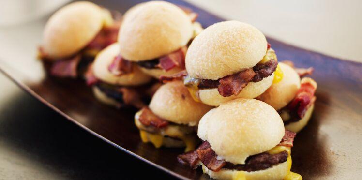Des recettes de fast-food home made