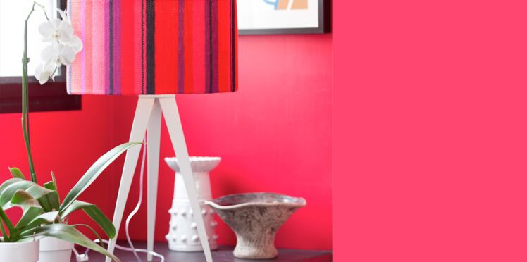 Je crée une lampe pour mon salon