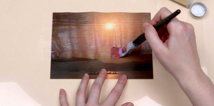 Technique de base en vidéo : le transfert d'image à froid