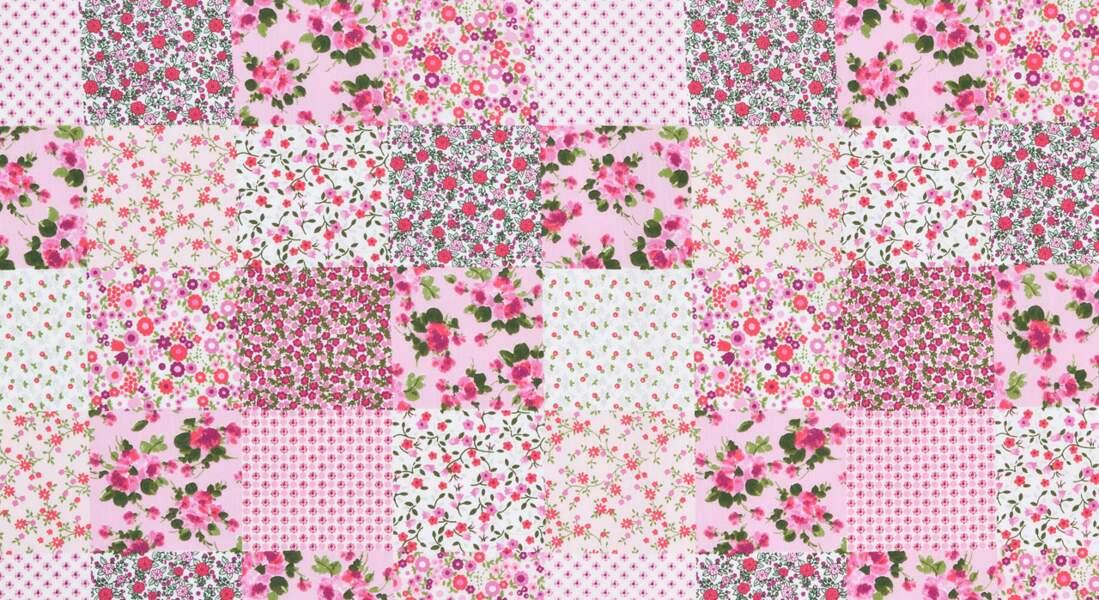 Donnez une seconde vie à vos plaids grâce au patchwork !