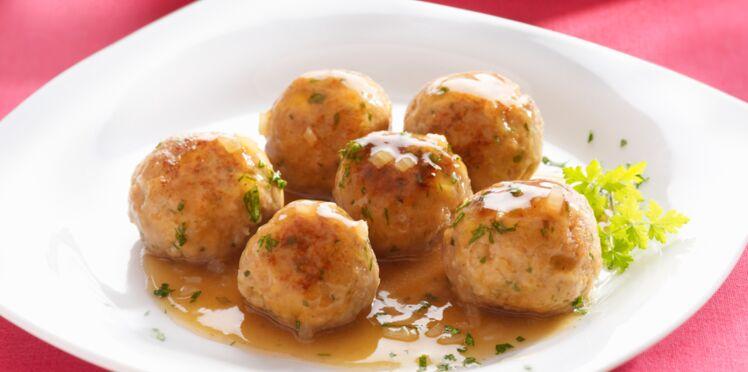 Chouette, 4 recettes de boulettes !
