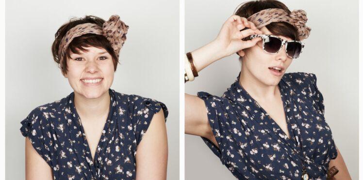 Je crée mon headband