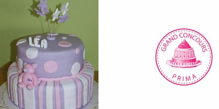 Le gâteau de Léa