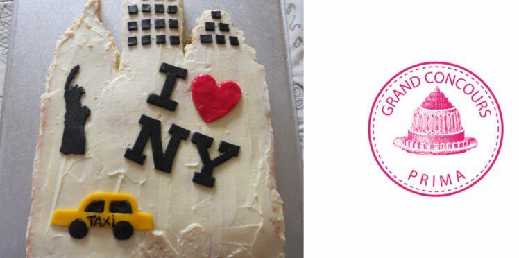 Le gâteau New York