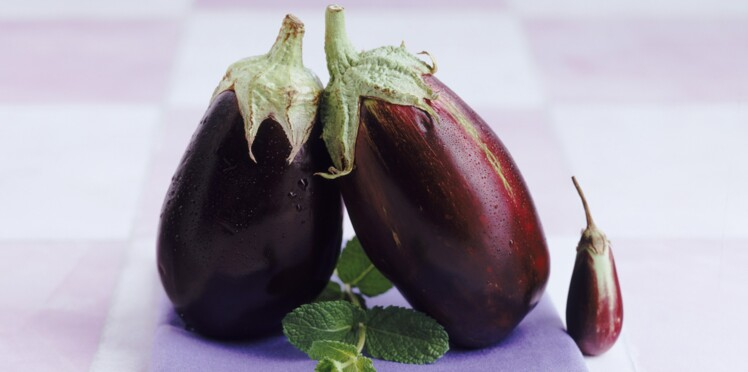 4 recettes estivales avec des aubergines