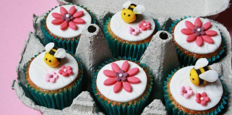 La recette des cupcakes de fées