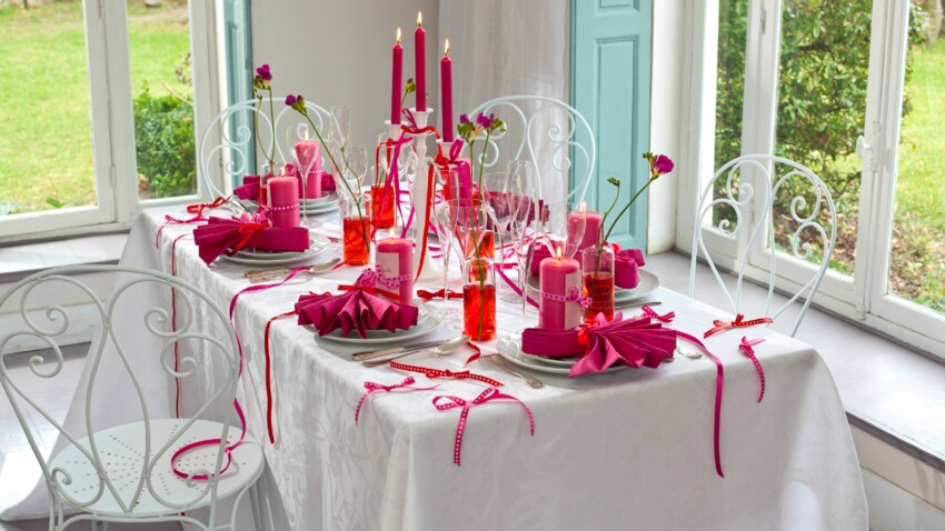 Ma table au fil des rubans