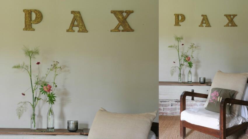 Les lettres font le mur