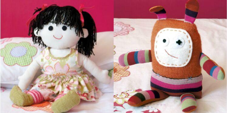 Je réalise une poupée