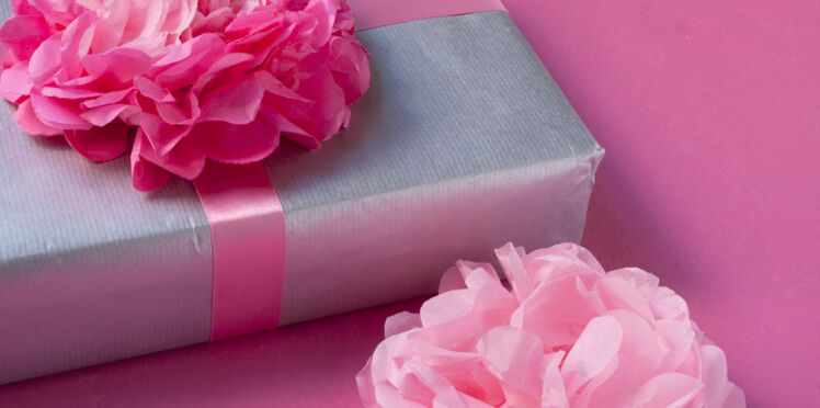 Facile, je réalise des fleurs en papier de soie